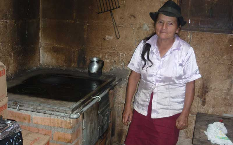 Proyecto Estufas De Leña Norte De Santander