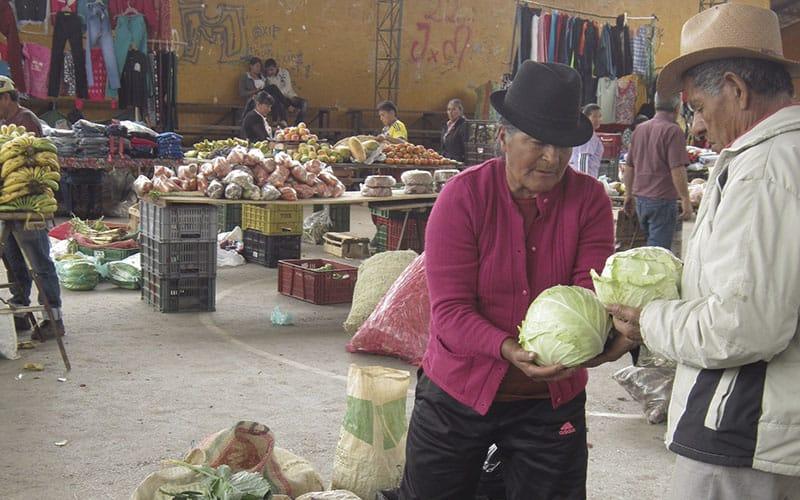 Mercado De Raquira