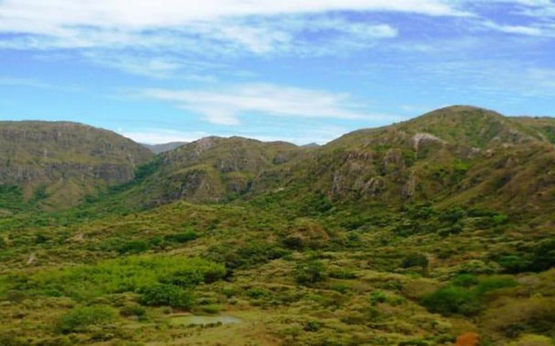 Panorámica Del área De Compensación Proyecto Hidroeléctrico El Quimbo