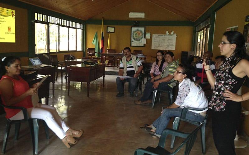 Taller De Fortalecimiento Instituciones Municipio Cumaribo Vichada 2015