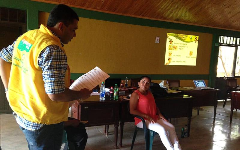 Gobernacion - Taller De Fortalecimiento Instituciones Municipio Cumaribo Vichada 2015