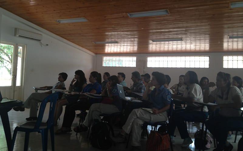 Asistentes 2 Taller De Fortalecimiento SIDAP Vichada 2014