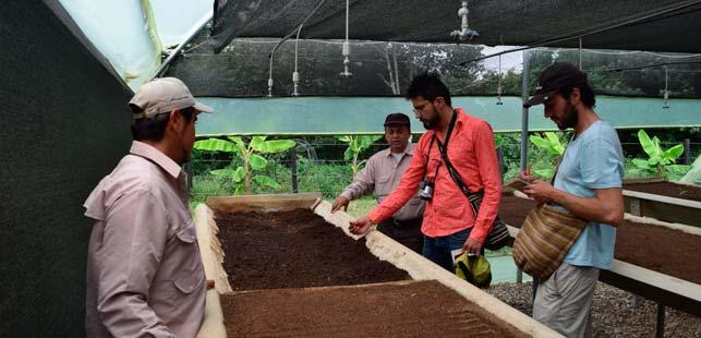 Plan Piloto El Quimbo Jardines Botanicos