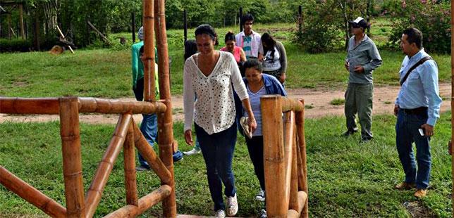 Estrenan Aula Ambiental En El Centro De Investigación De Bosque Seco Tropical Instalado En El Quimbo