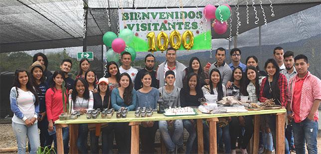 Centro De Investigación De Bosque Seco Tropical, En El Quimbo, Superó El Visitante Número 1.000
