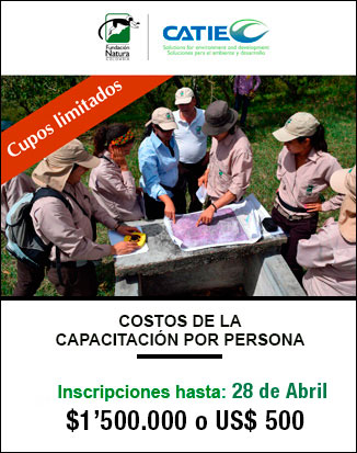Inscripción Curso 'Estrategias Locales De Adaptación Al Cambio Climático' Bogotá 8 Y El12 De Mayo 2017