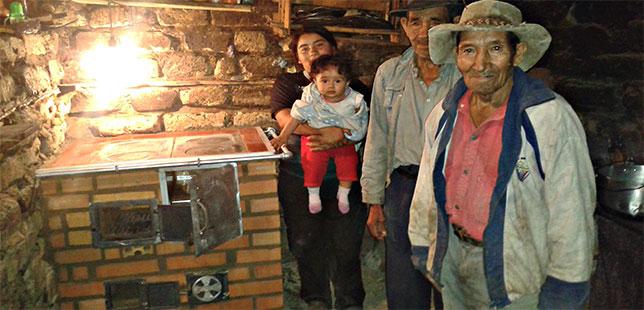 Las Estufas Eficientes De Leña, Entre Las Acciones Estratégicas Para Afinar Metas En Eficiencia Energética En Colombia