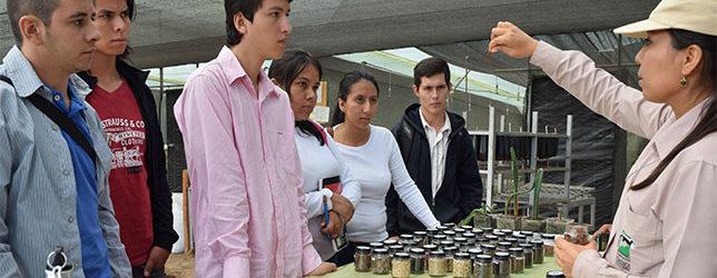 Estudiantes De Universidad Surcolombiana Harán Prácticas En Proyecto De Restauración De Bosque Seco De El Quimbo
