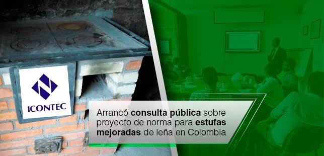 Consulta Publica Estufas De Lena Fundacion Natura