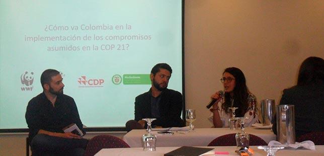 Taller: ¿Cómo Va Colombia En La Implementación De Los Compromisos Asumidos En La COP 21?