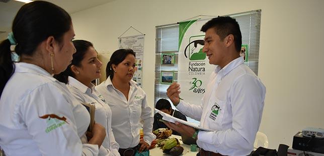 La Fundación Natura Participó En La I Feria Ambiental De La Central Hidroeléctrica Sogamoso
