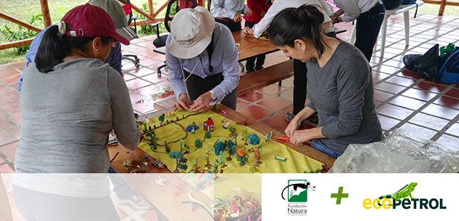 Convenio Ecopetrol Fundacion Natura