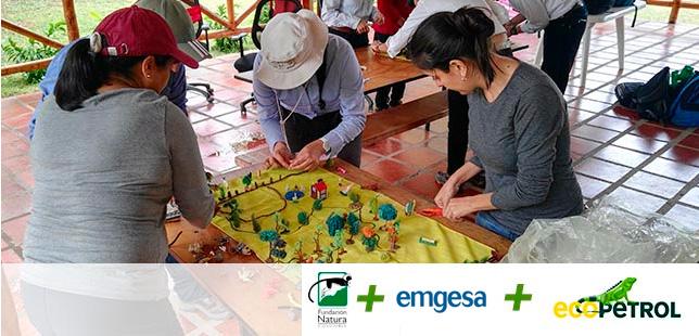 La Fundación Natura Comparte Su Conocimiento Y Experiencia Ambiental Con Ecopetrol