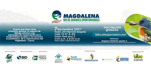 Magdalena Río De Grandes Oportunidades Fundación Natura