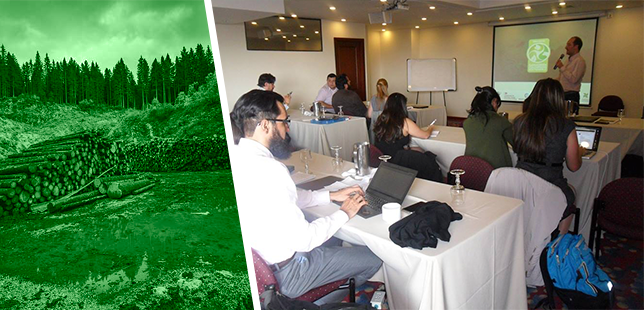 Taller: Avances En Colombia En La Lucha Contra La Deforestación: Oportunidades Para El Mejoramiento De La Sostenibilidad En Las Cadenas De Valor.