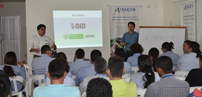 Programa De Monitoreo Climático, Capacitó A Trabajadores Y Contratistas De ISAGEN