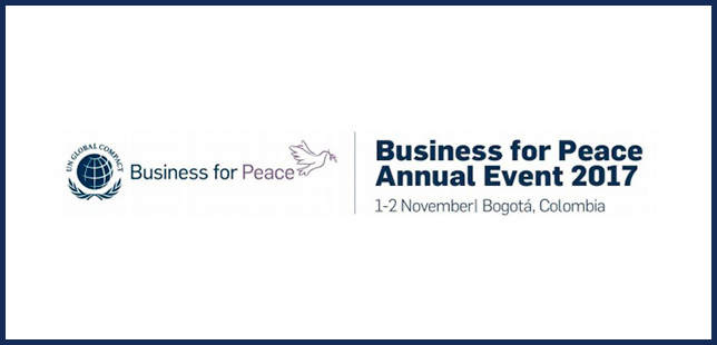 Business For Peace Annual Event 2017 Fundacion Natura
