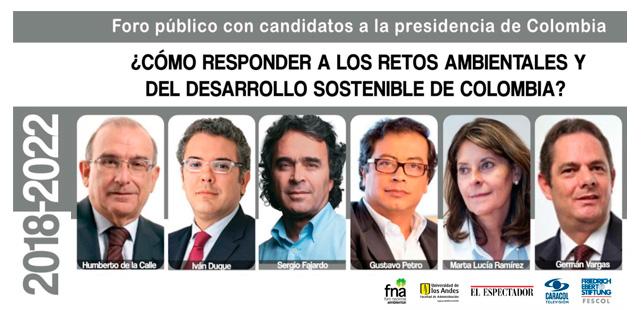 ¿Cómo Responder A Los Retos Ambientales Y Del Desarrollo Sostenible De Colombia?