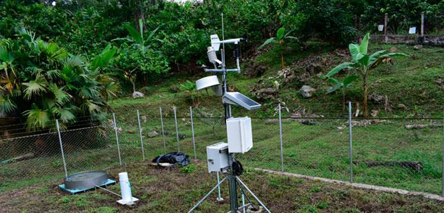 Monitoreo Climatico En Santander Fundacion Natura Colombia