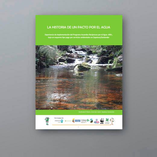 La Historia De Un Pacto Por El Agua Fundación Natura Colombia