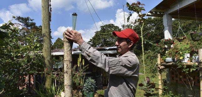 Agricultores De Santander Monitorean Variables Climáticas