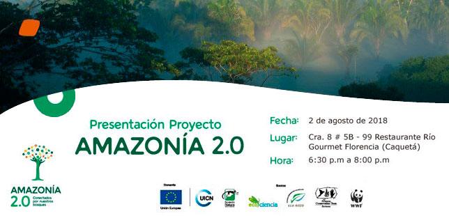Lanzamiento Amazonía 2.0: Una Iniciativa Intercultural Para El Fortalecimiento De La Gobernanza En La Región