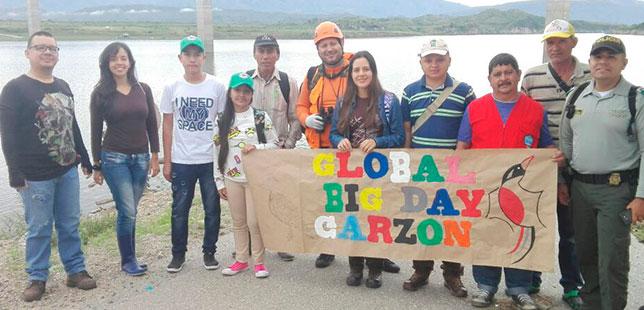 Voluntariado En El Programa De Restauración Ecológica De El Quimbo, Contribuye Al Monitoreo Del Proceso De Restauración