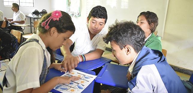 Instituciones Educativas Inician Segunda Fase De Monitoreo Climático Participativo En Santander