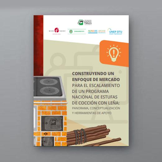 Construyendo Un Enfoque De Mercado Para El Escalamiento De Una Programa Nacional De Estufas De Cocción Con Leña: Panorama, Conceptualización Y Herramientas De Apoyo