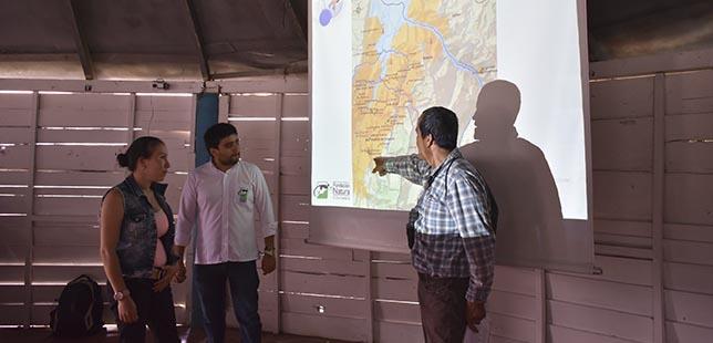 Agricultores De Santander Participaron En Taller De Socialización Del Monitoreo Climático Participativo