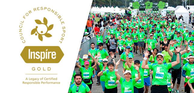 Carrera Verde Colombia Recibe Certificación Gold Inspíre