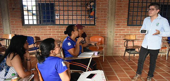 Instituciones Educativas En Santander Vinculan El Monitoreo Climático En Sus Planes De Estudio