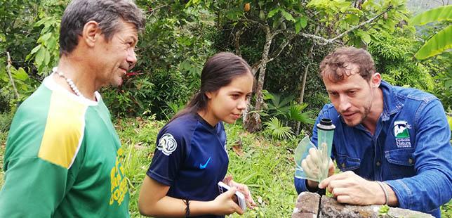 Monitoreo Climático Participativo: Una Estrategia Para El Manejo Eficiente De Cultivos De Cacao En Santander