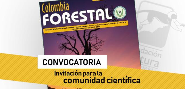 Invitación Para La Comunidad Científica
