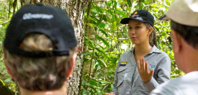 Gestión De Conocimiento Y Fortalecimiento De Capacidades Locales En El Programa De Restauración Ecológica Del Bosque Seco Tropical