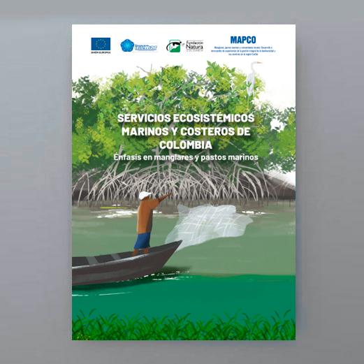 Cartilla Servicios Ecosistémicos Marinos Y Costeros De Colombia