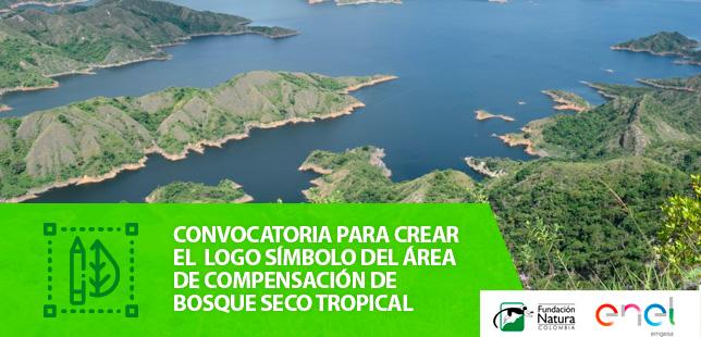 Diseña El Logosímbolo Del área De Compensación De Bosque Seco Tropical