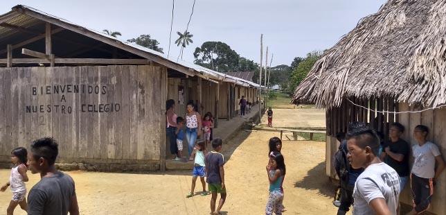 Comunidades Indígenas Le Apuestan A La Construcción De Paz